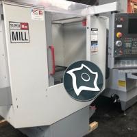 Фрезерный вертикальный обрабатывающий центр HAAS Super Minimill
