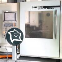 Фрезерный вертикальный станок DMG Deckel Maho DMC 835 V