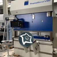 Гидравлический листогибочный пресс Trumpf Trumabend V85X