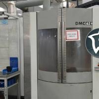 Горизонтально-фрезерный станок с ЧПУ Deckel Maho DMC 63 H