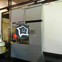 Горизонтально-фрезерный станок с ЧПУ DECKEL MAHO DMC 70 H duoblock