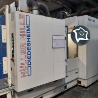 Горизонтально-фрезерный станок с ЧПУ Hüller Hille NBH-95