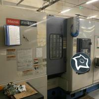 Горизонтально-фрезерный станок с ЧПУ MAZAK FH 5800