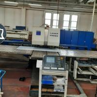 Комбинированный пробивной пресс с лазером TRUMPF Trumatic 600 L