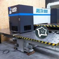 Координатно-пробивной пресс с ЧПУ LVD DELTA 1000 EB