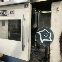 Обрабатывающий центр 5-осевой с ЧПУ Spinner U5-620