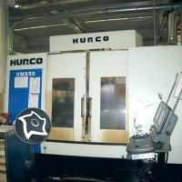 Обрабатывающий центр вертикальный HURCO VMX 50/40T