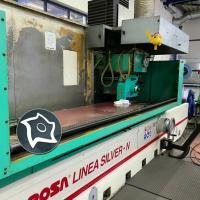 Плоскошлифовальный станок с ЧПУ горизонтальный ROSA Linea Silver - N