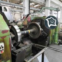 Портальный колесотокарный станок RAFAMET UCB 125