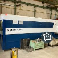 Станок для лазерной резки TRUMPF Trulaser 3030