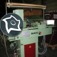 Станок для заточки инструмента универсальный SAACKE UW II A CNC
