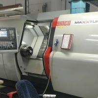 Токарно-фрезерный обрабатывающий центр c ЧПУ Emco Maxxturn 95