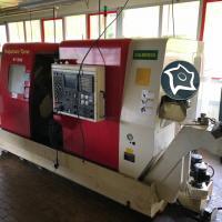 Токарно-фрезерный обрабатывающий центр c ЧПУ Nakamura-Tome WT 250