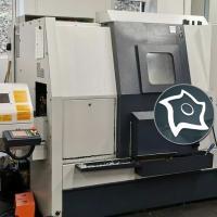 Токарно-фрезерный обрабатывающий центр c ЧПУ SPINNER TC 600-52 SMCY