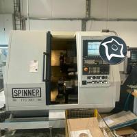 Токарно-фрезерный обрабатывающий центр c ЧПУ Spinner TTC 300-52 SMMCY