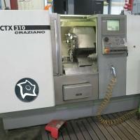 Токарно-фрезерный станок c ЧПУ DMG GILDEMEISTER CTX 310 V3