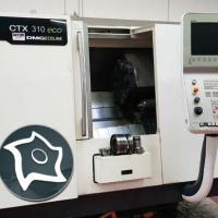 Токарно-фрезерный станок с ЧПУ DMG Gildemeister CTX 310 V3 Eco