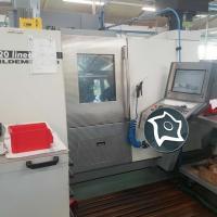 Токарно-фрезерный станок с ЧПУ Gildemeister CTX 320 V3