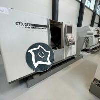 Токарно-фрезерный станок с ЧПУ Gildemeister CTX 410