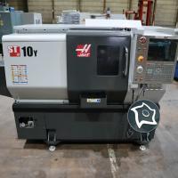 Токарно-фрезерный станок с ЧПУ HAAS ST 10 Y