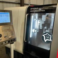 Токарный автомат продольного точения с ЧПУ DMG Gildemeister Sprint 42 Linear