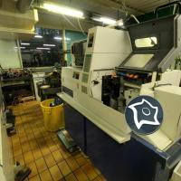 Токарный автомат продольного точения с ЧПУ TSUGAMI-MORI B012-II