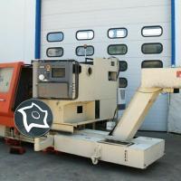 Токарный станок с приводными инструментами GILDEMEISTER GDM 65/2A