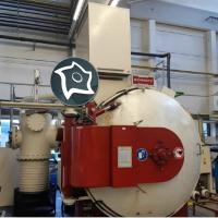 Вакуумная печь Schmetz UI 240/1H