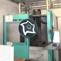 Вертикально-фрезерный станок с ЧПУ Deckel Maho DMC 103 V