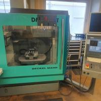 Вертикально-фрезерный станок с ЧПУ DECKEL MAHO DMU 50 T
