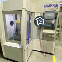 Вертикально-фрезерный станок с ЧПУ MIKRON HSM 700