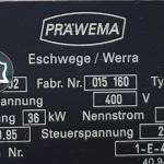 Станок для снятия заусенцев Präwema SFSL2-1/R