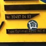 Плоскошлифовальный станок ELB OPTIMAL 4250 NC K