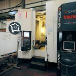 5-осевой горизонтальный обрабатывающий центр Mazak Integrex E-800V II