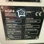 5-осевой вертикально-фрезерный станок с ЧПУ Mikron HEM 500 U