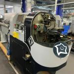 Автомат продольного точения с ЧПУ TORNOS Nano 4