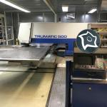 Дыропробивной пресс с ЧПУ TRUMPF TC 500 R
