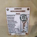 Фрезерный механический станок AUERBACH WMW Fritz Heckert FUW 315/9