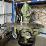 Фрезерный механический станок Fritz Werner 2.231