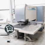 Гидравлический пробивной станок LVD ALPHA 1012