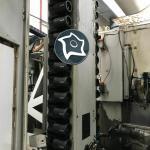Горизонтально-фрезерный станок с ЧПУ Heckert CWK 400 D