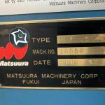 Горизонтально-фрезерный станок с ЧПУ Matsuura H-Plus 405