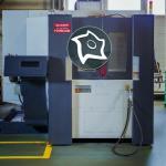 Горизонтально-фрезерный станок с ЧПУ Quaser HX 504 BP  12B
