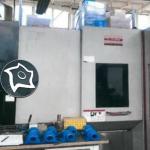 Горизонтально-фрезерный станок с ЧПУ QUASER HX 505 AP
