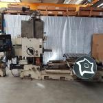 Горизонтально-расточной с ЧПУ станок UNION BFT 90/5 CNC-H