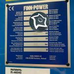 Координатно-пробивной пресс с ЧПУ FINN POWER TR S6