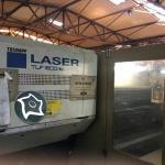 Лазерный станок с ЧПУ TRUMPF TruLaser 3040