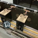 Листогибочный гидравлический пресс с ЧПУ AMADA PROMECAM HFB 125-3