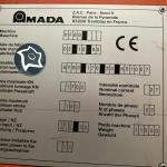 Листогибочный гидравлический пресс с ЧПУ AMADA PROMECAM HFB 170-3