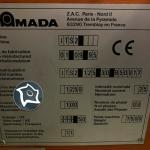 Листогибочный гидравлический пресс с ЧПУ AMADA PROMECAM ITS2 125-3
